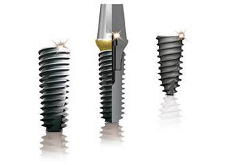 osstem implantáty